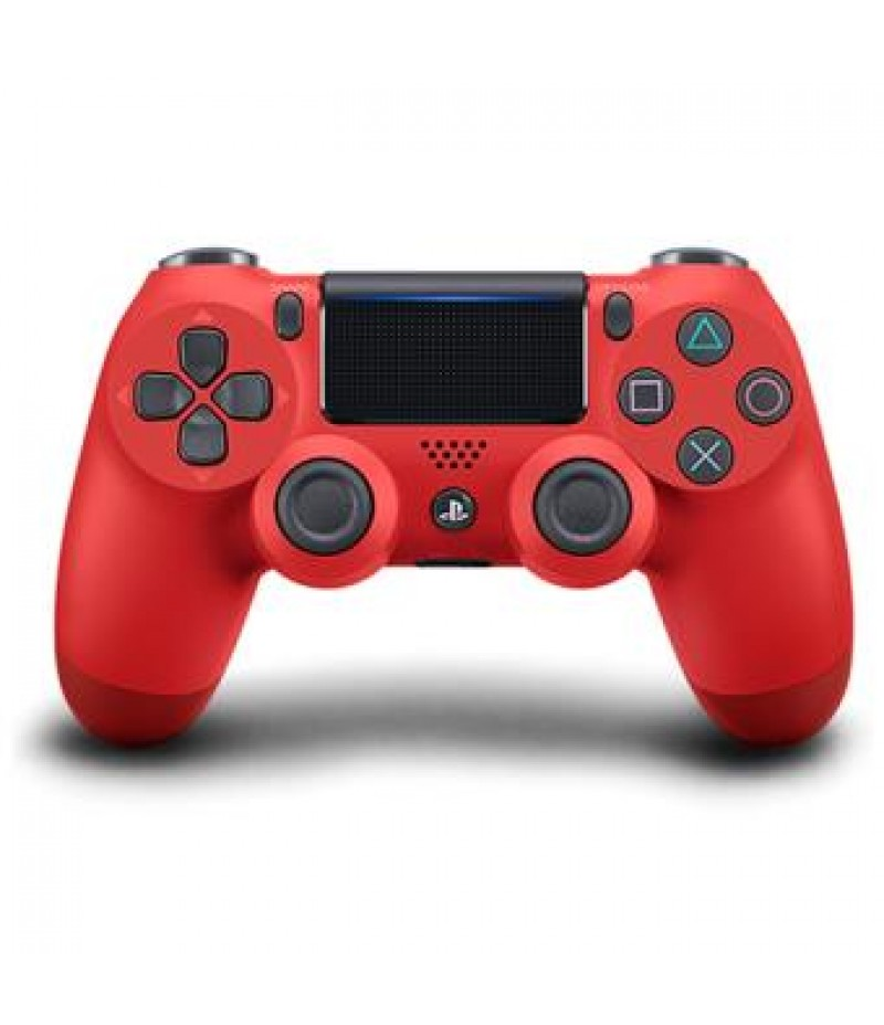 COMANDO PS4 DUALSHOCK4 RED