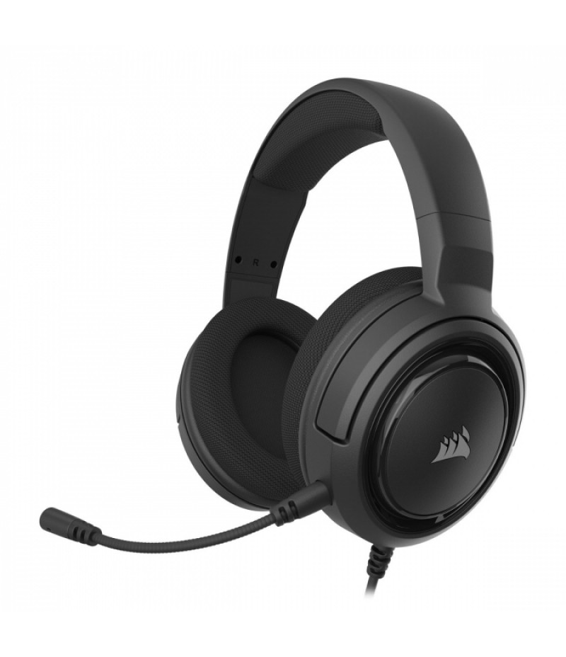 HEADSET CORSAIR HS35 STEREO CARBON