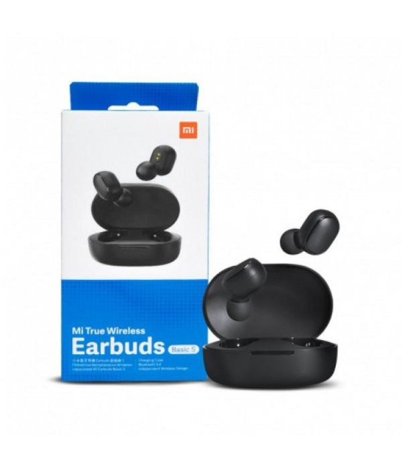 AURICULARES XIAOMI MI AIRDOTS TRUE WIRELESS EARBUDS BASIC S