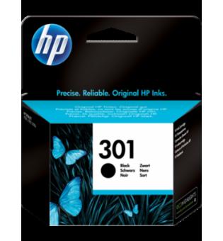 TINTEIRO HP 301 PRETO ORIGINAL (CH561EE)