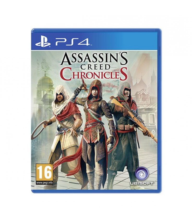 ASSASSIN'S CREED CHRONICLES PS4 & PS5