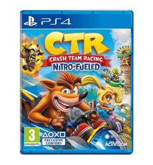 CRASH TEAM RACING NITRO-FUELED PS4 & PS5