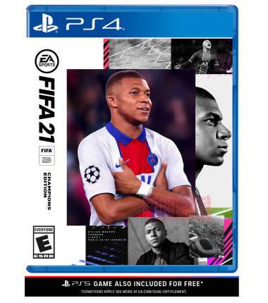 FIFA 21 PS4 & PS5