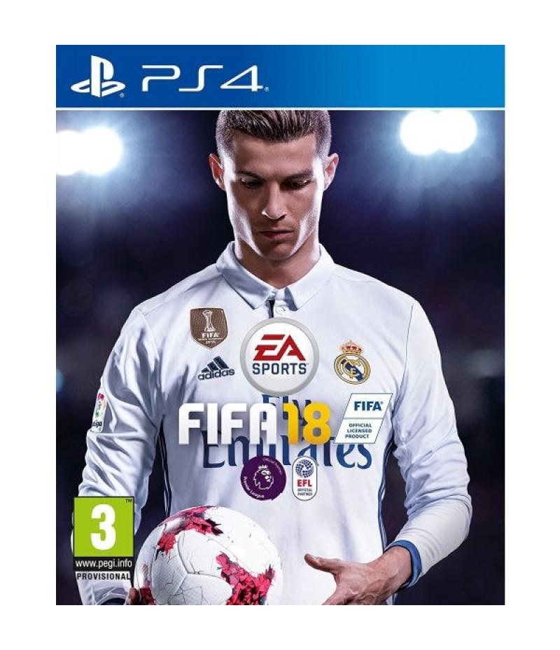 FIFA 18 PS4 & PS5