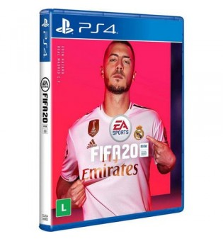FIFA 20 PS4 & PS5