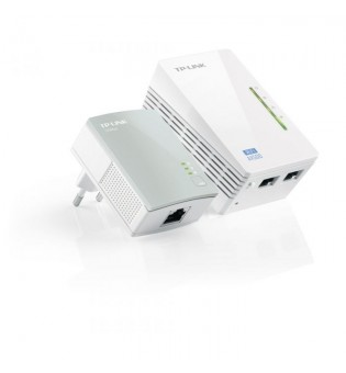 POWERLINE TP-LINK AV600 WIRELESS 300MBS
