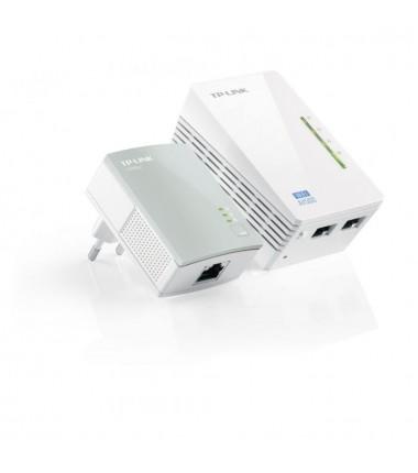 POWERLINE TP-LINK AV600 WIRELESS 300MBS