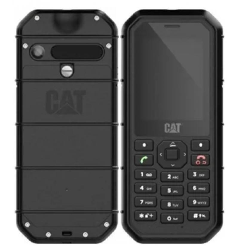 CAT B26 DS PRETO