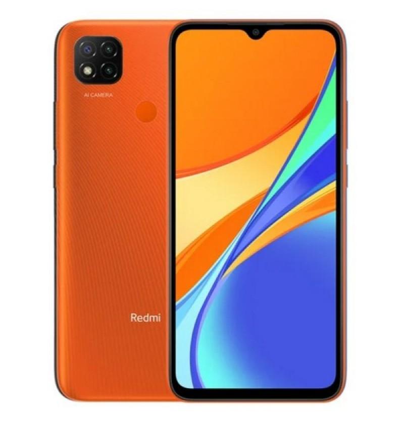 XIAOMI REDMI 9C NFC DS 3GB/64GB ORANGE